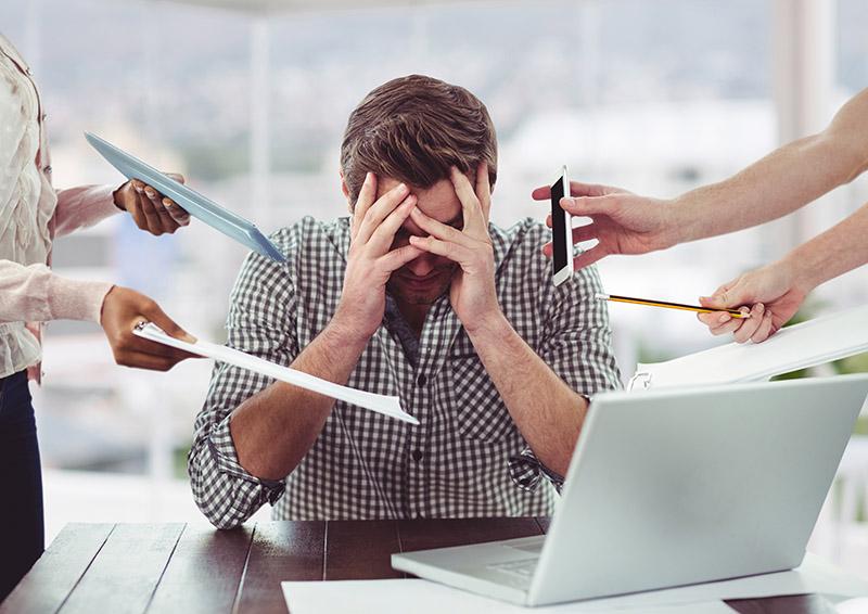 Dejavniki, ki povzročajo stres na delovnem mestu in ukrepi s katerimi podjetja obvladujejo stres na delovnem mestu